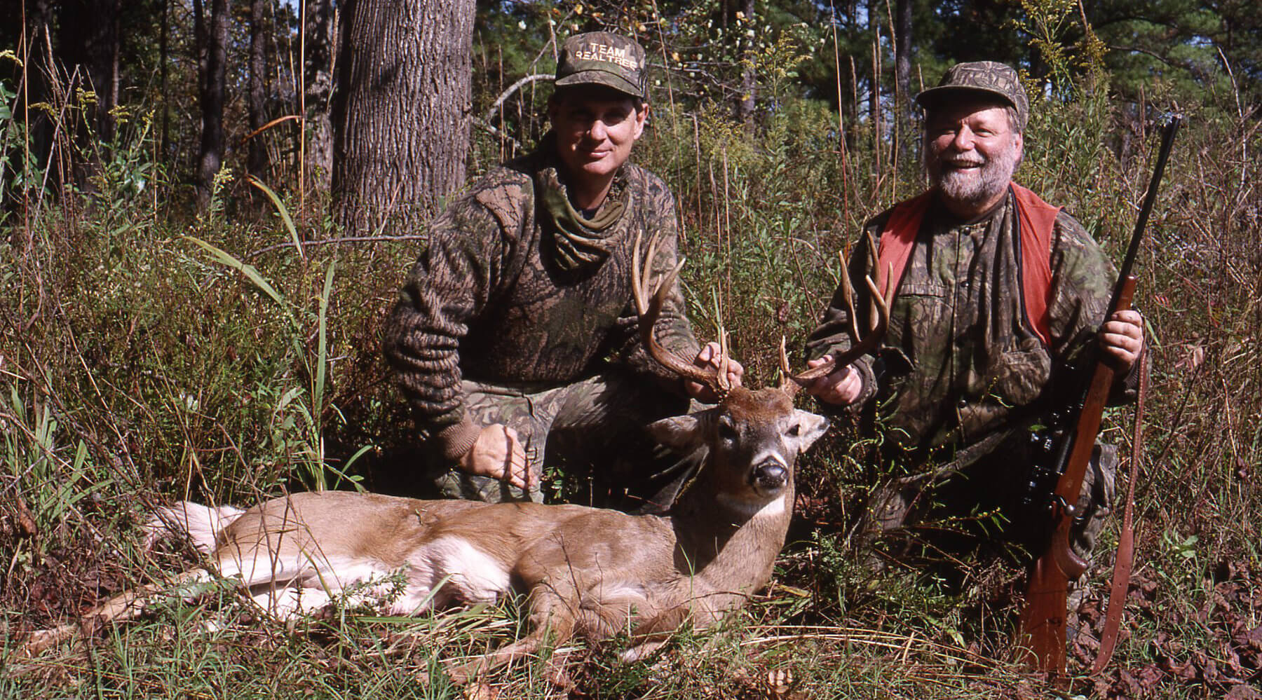 Hunting with Realtree Camo's Bill Jordan