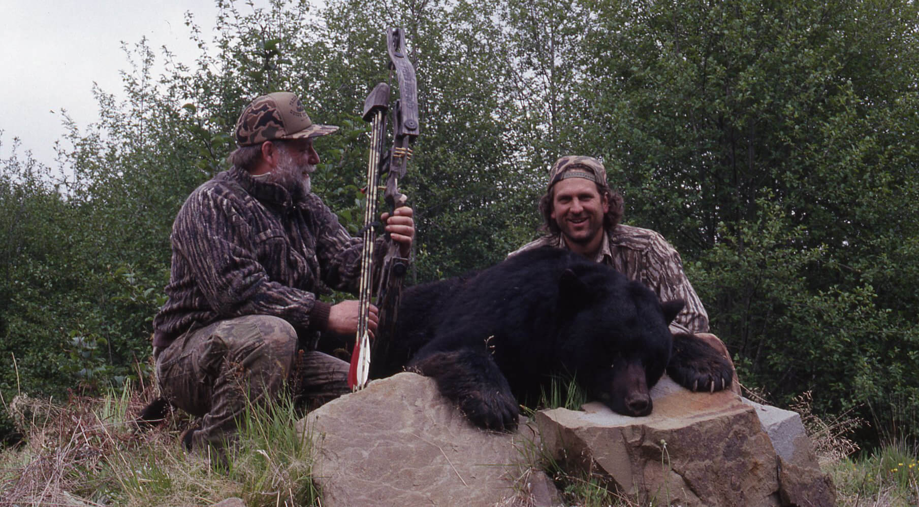 Bear Hunting with Jim Shockey